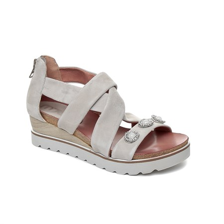 BEJ Kadın Sandalet 221048-101 6481 MJUS LEATHER SANDALS MEDUSA