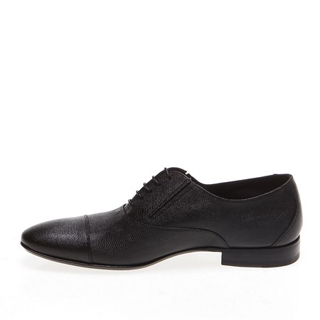 Fabi  Erkek Oxford-Ayakkabı FU6603 FABI LEATHER RUBBER SHOES