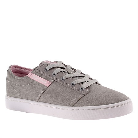 GRİ Kadın Sneaker SW45001 SUPRA WOMENS-STACKS II GREY WHITE