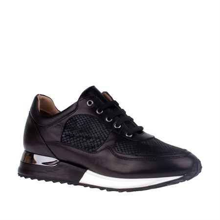 John May LACİVERT Kadın Sneaker PO-4257 34 JOHN  MAY