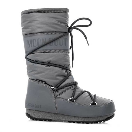 Kadın Bot 24009100 006 MOON BOOT HIGH NYLON WP CASTLEROCK