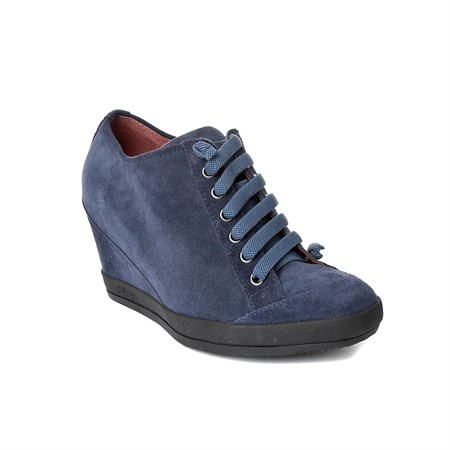 LACİVERT Kadın Bot CR9103  LOGAN  CROSSING  LADY  SHOES NAVY