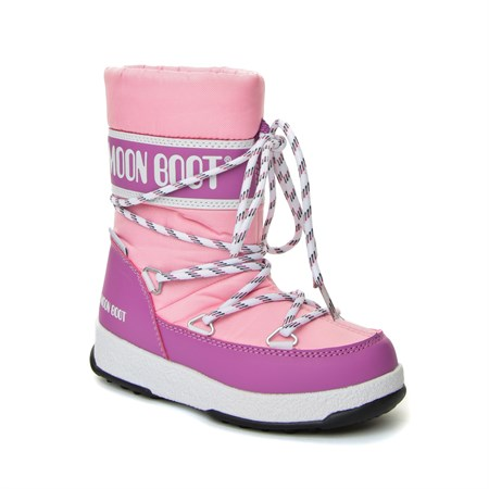 PEMBE Kız Çocuk Kar Botu 34051300-003 MOON BOOT WE SPORT JR WP PINK - ORCHID
