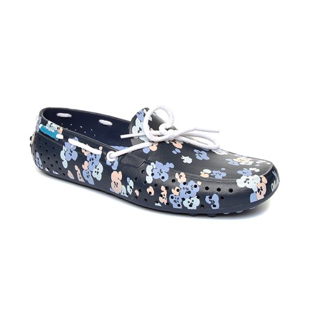 People  Kadın Loafer NC05 SENNA  PANSY (FLORAL PATTERN)