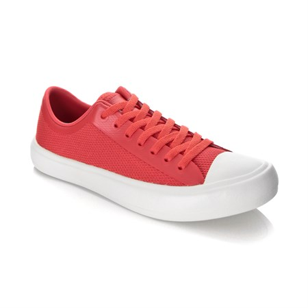People KIRMIZI Kadın Sneaker NC-01 PHILLIPS SUPREME RED-PICKET WHITE