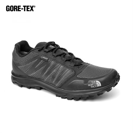 SİYAH Erkek Outdoor Bot T93FX4C4V M LITEWAVE FP GTX THE NORTH FACE  TNF BLACK-HIGH RISE GREY
