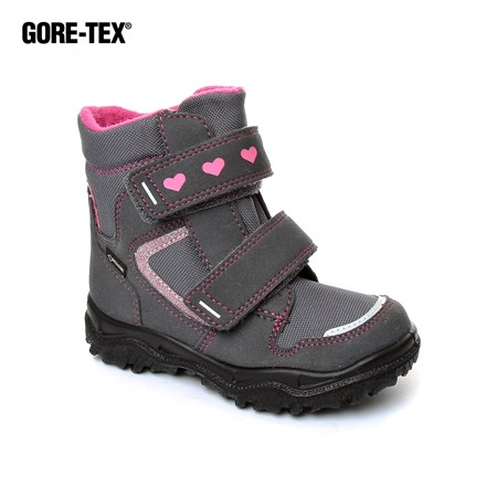 Superfit GRİ Kız Çocuk Outdoor Bot 8-09045-20 SUPER FIT GORETEX GRI 26-30