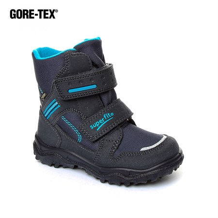 Superfit LACİVERT Erkek Çocuk Outdoor Bot 3-09044-80 SUPER FIT GORETEX LACIVERT 26-30