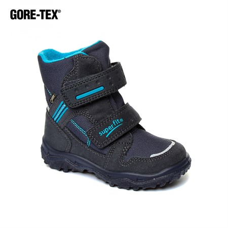 Superfit LACİVERT Erkek Çocuk Outdoor Bot 3-09044-80 SUPER FIT GORETEX LACIVERT 23-25