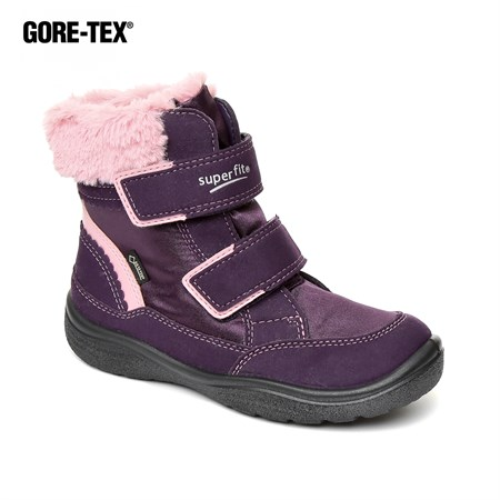 Superfit MOR Kız Çocuk Outdoor Bot 3-09090-90 SUPER FIT GORETEX MENEKSE 31-35
